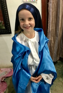 Adelina as Mary