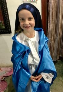 Adelina as Mary